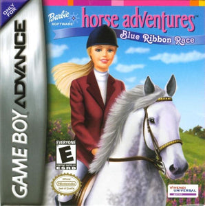 Barbie Software - Horse Adventures Blue Ribbon Race