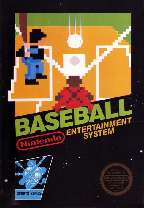 Baseball - Nintendo Entertainment System
