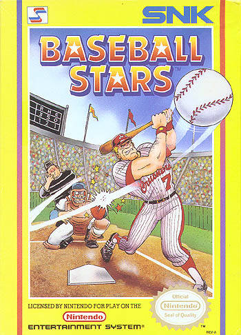 Baseball Stars - Nintendo Entertainment System