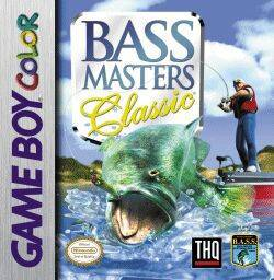 Bass Masters Classic - Game Boy Color