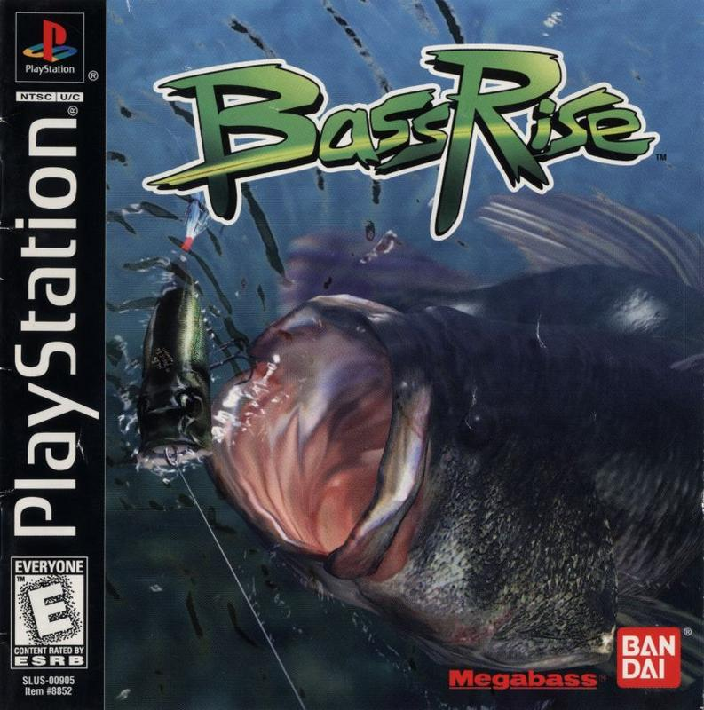Bass Rise - PlayStation 1