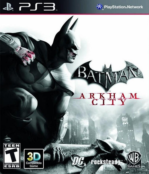 Batman Arkham City - PlayStation 3