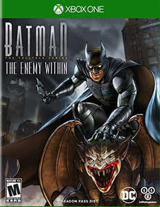 Batman The Enemy Within - The Telltale Series