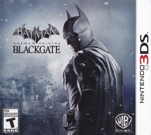 Batman Arkham Origins Blackgate - Nintendo 3DS