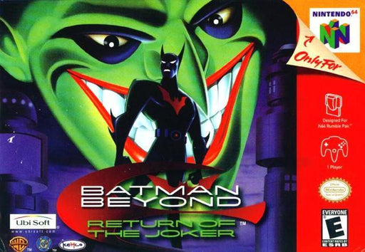 Batman Beyond Return of the Joker - Nintendo 64