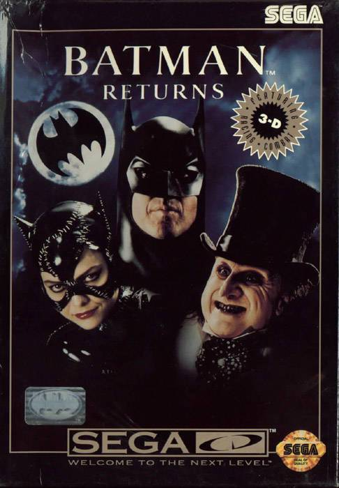 Batman Returns - Sega CD