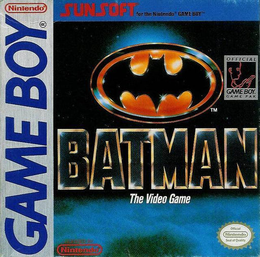 Batman The Video Game - Game Boy