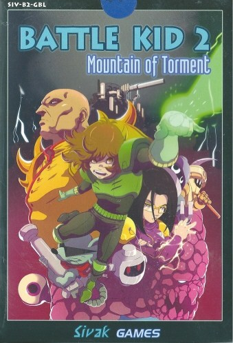 Battle Kid 2 Mountain of Torment