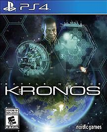 Battle Worlds Kronos - PlayStation 4