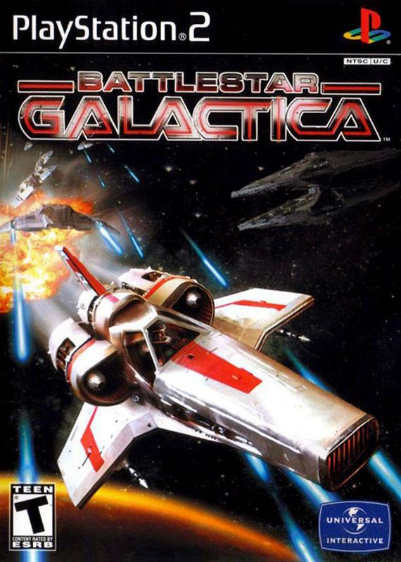 Battlestar Galactica - PlayStation 2
