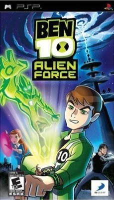 Ben 10 Alien Force - PlayStation Portable