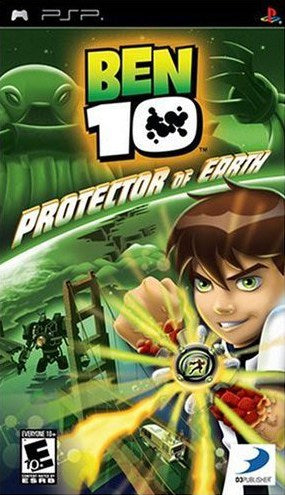 Ben 10 Protector of Earth - PlayStation Portable