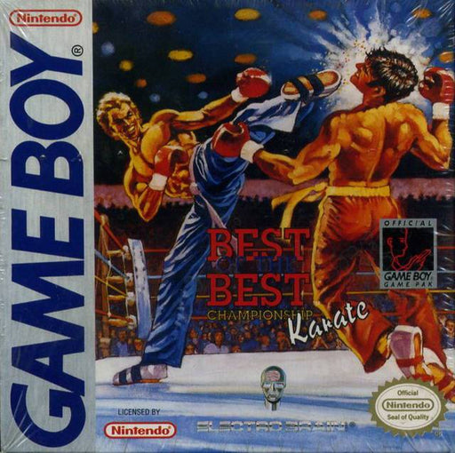 Best of the Best Championship Karate - Game Boy