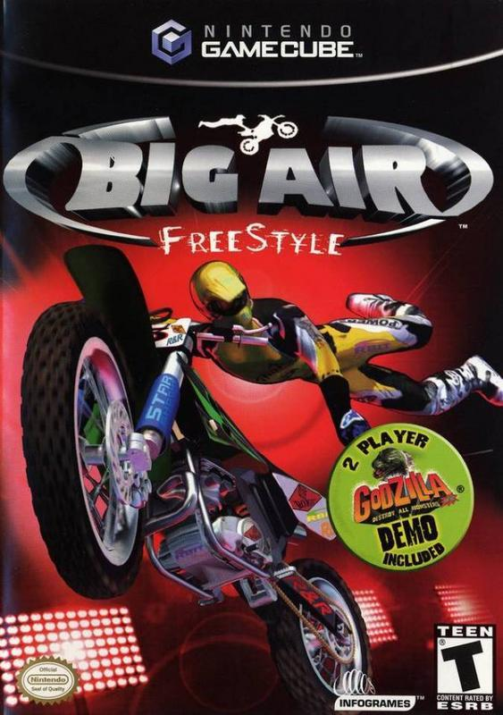 Big Air Freestyle - Gamecube