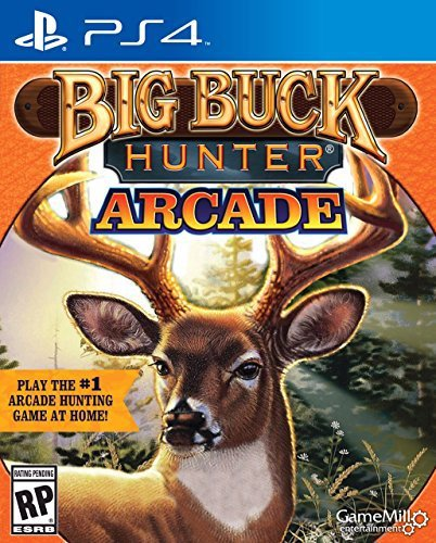 Big Buck Hunter Arcade - PlayStation 4