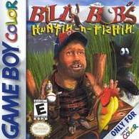 Billy Bobs Huntin-n-Fishin - Game Boy Color