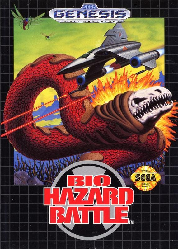 Bio-Hazard Battle - Sega Genesis