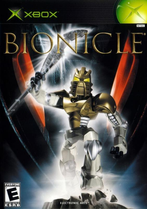 Bionicle The Game - Xbox