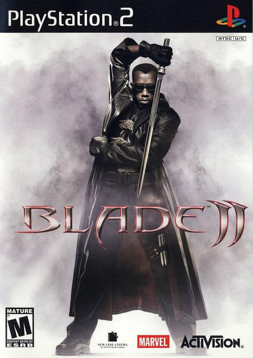 Blade II - PlayStation 2
