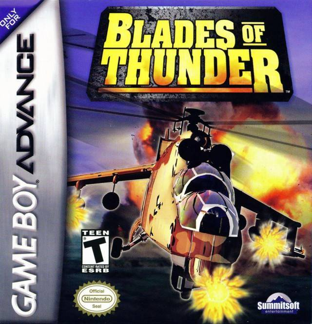 Blades of Thunder - Game Boy Advance