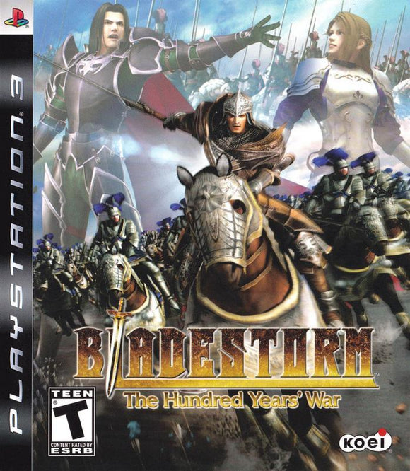 Bladestorm The Hundred Years War