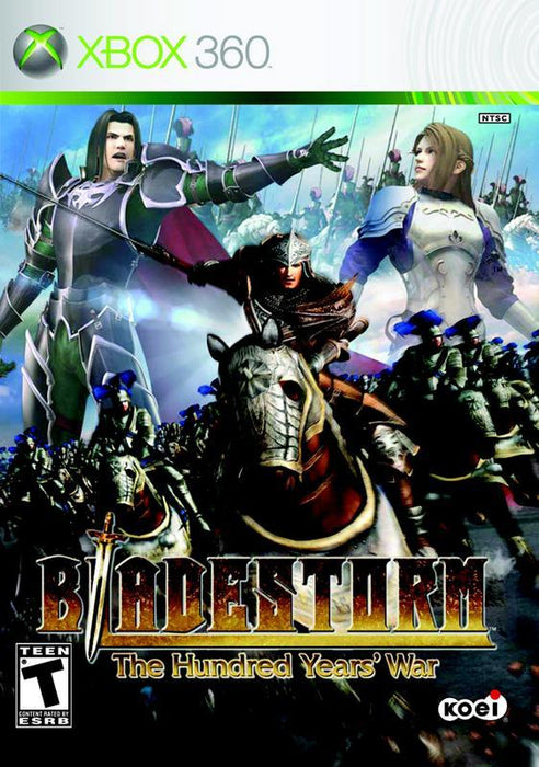 Bladestorm The Hundred Years War - Xbox 360