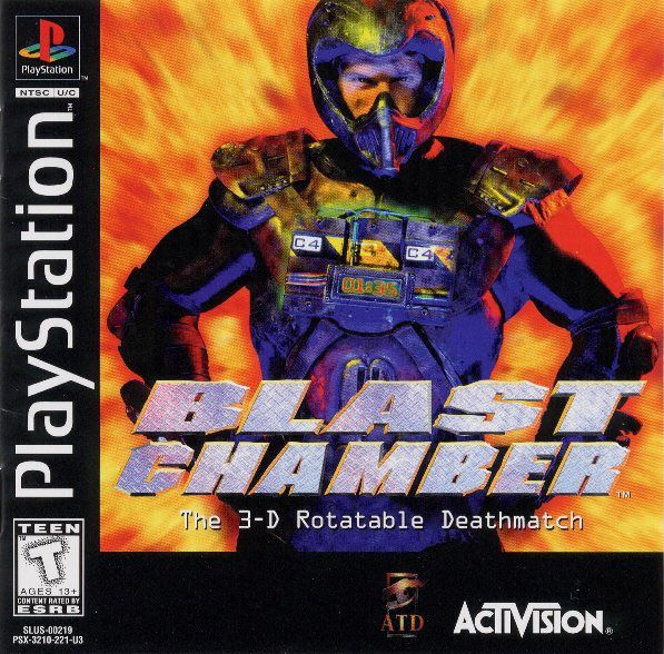 Blast Chamber - PlayStation 1