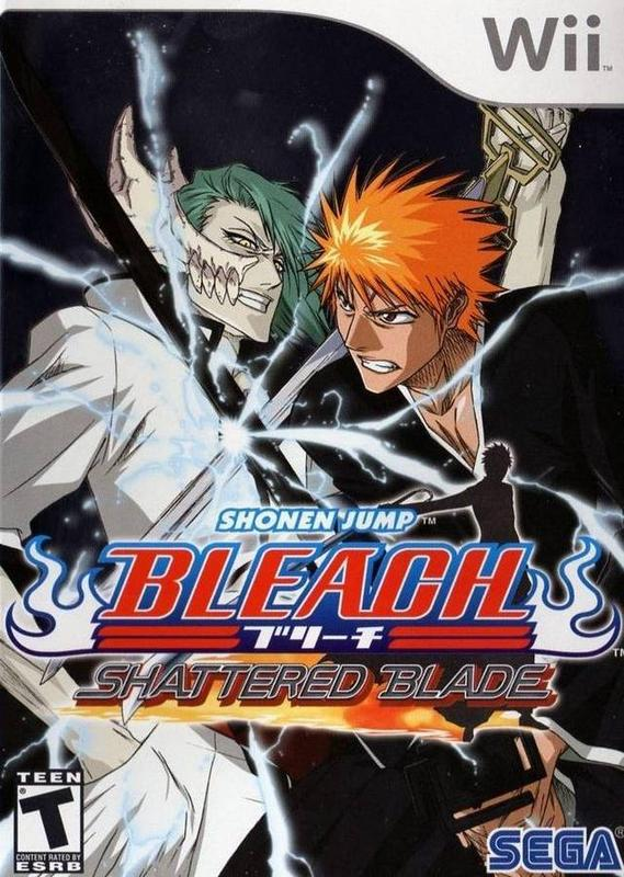 Bleach Shattered Blade - Wii