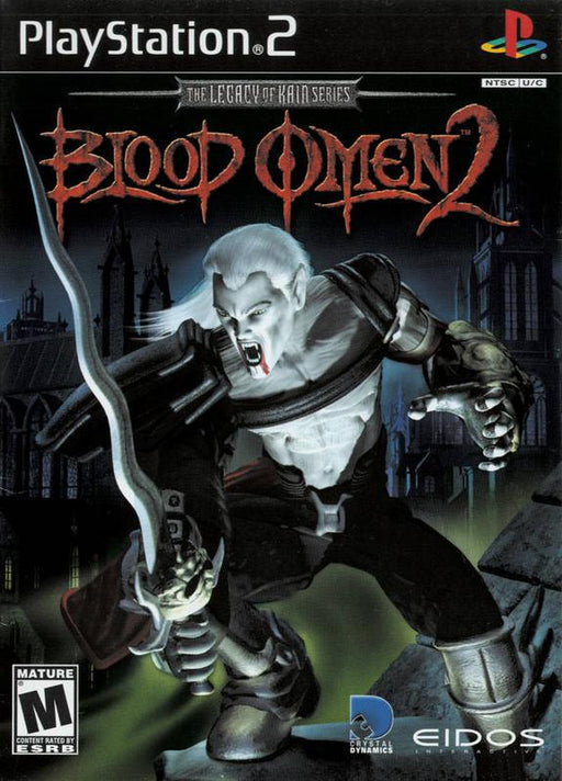 Blood Omen 2 - PlayStation 2