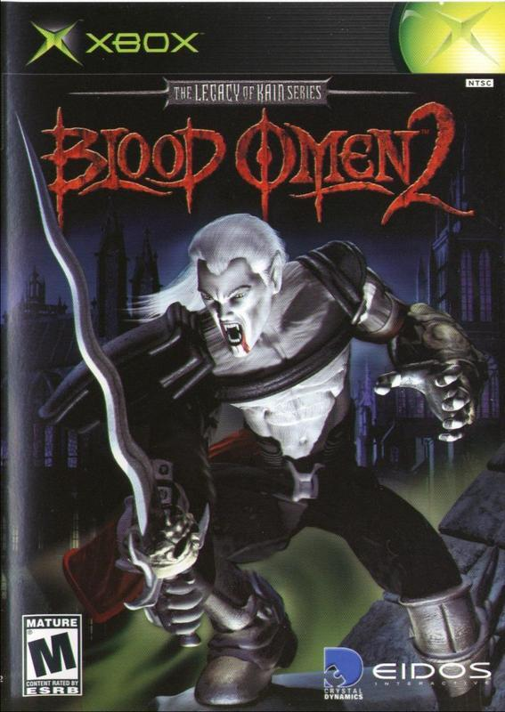 Blood Omen 2 - Xbox