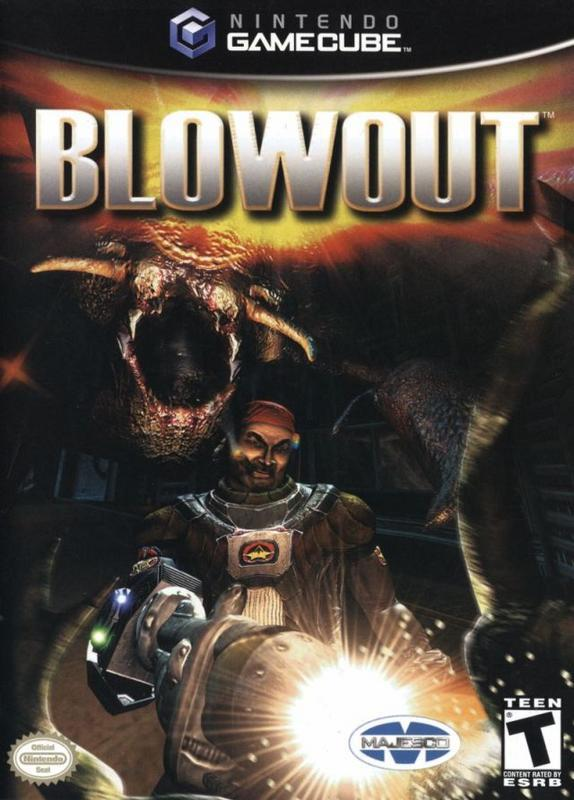 BlowOut - Gamecube