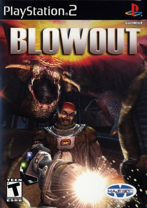 BlowOut - PlayStation 2