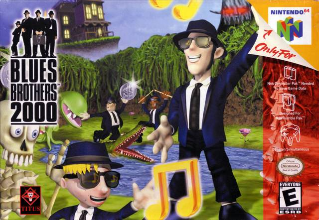 Blues Brothers 2000 - Nintendo 64