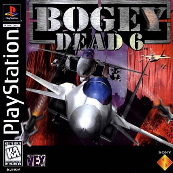 Bogey Dead 6 - PlayStation 1