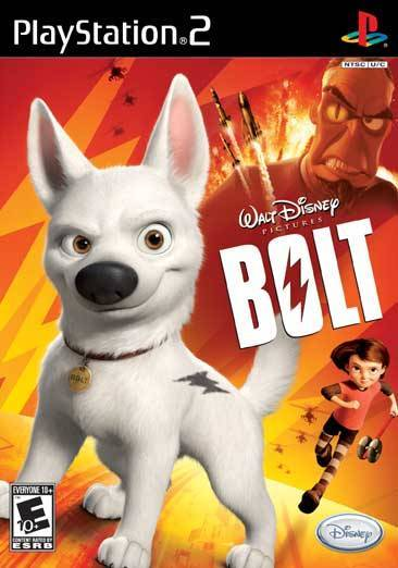 Bolt - PlayStation 2