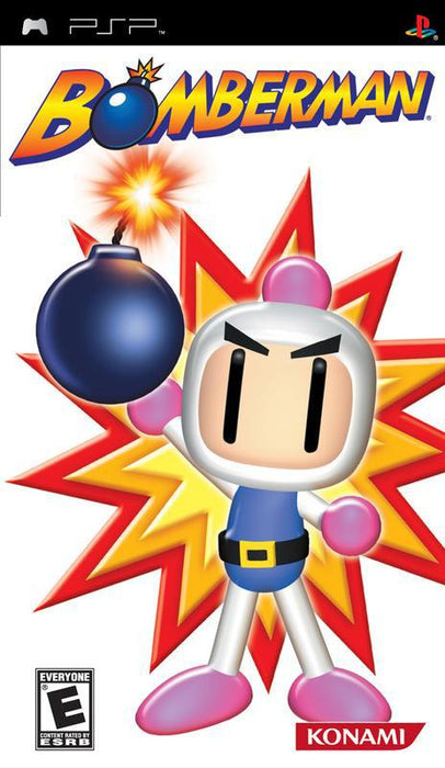 Bomberman - PlayStation Portable