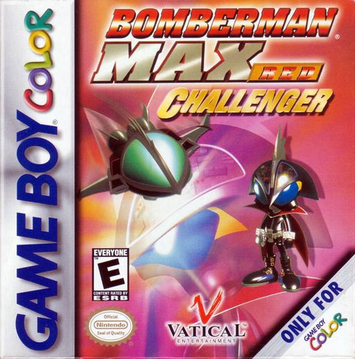 Bomberman Max Red Challenger - Game Boy Color