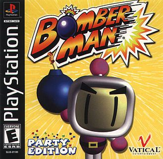 Bomberman Party Edition - PlayStation 1