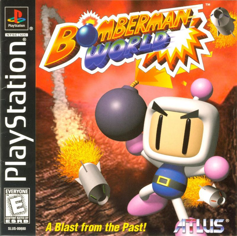 Bomberman World - PlayStation 1