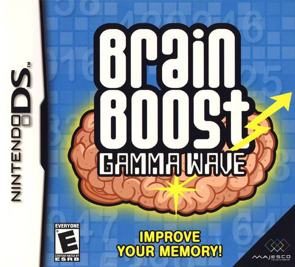 Brain Boost Gamma Wave