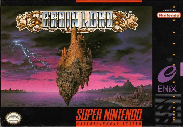 Brain Lord - Super Nintendo Entertainment System