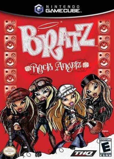 Bratz Rock Angelz - Gamecube