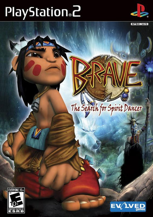 Brave The Search for Spirit Dancer - PlayStation 2
