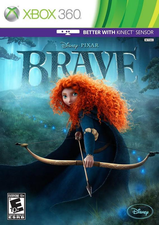 Brave The Video Game - Xbox 360