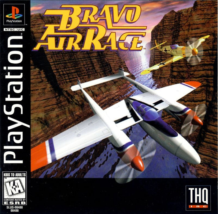 Bravo Air Race - PlayStation 1