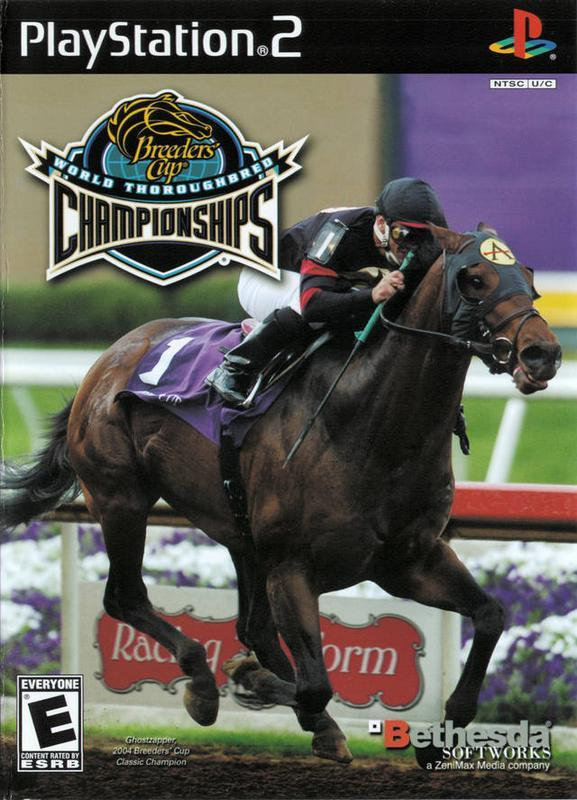 Breeders Cup World Thoroughbred Championships - PlayStation 2