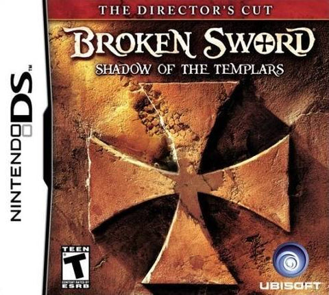 Broken Sword Shadow of the Templars - The Directors Cut