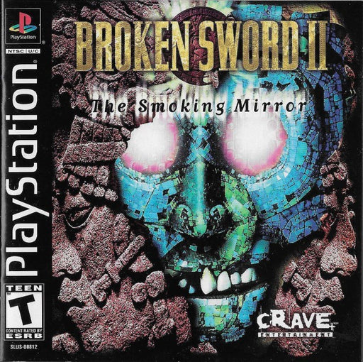 Broken Sword The Smoking Mirror - PlayStation 1