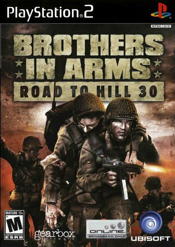 Brothers in Arms Road to Hill 30 - PlayStation 2