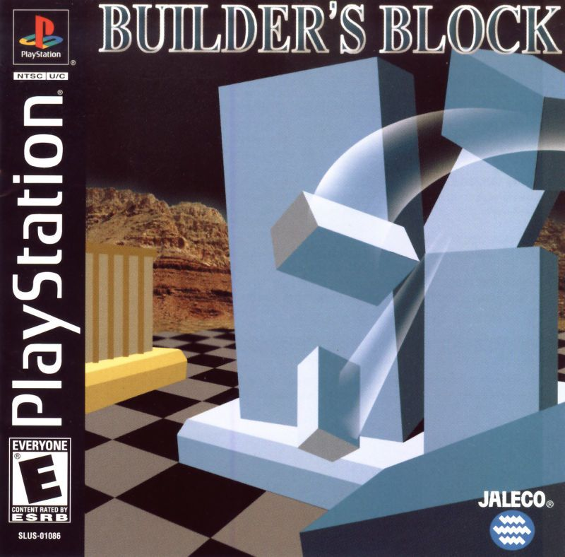 Builders Block - PlayStation 1